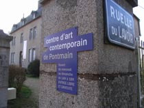 Centre d'Art Contemporain - Pontmain